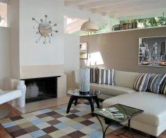 kentucky haze paint living room transitional with dining chairs