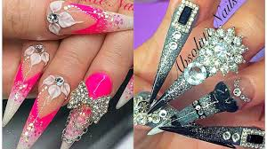 nail art the best nail art designs compilation june 2017 youtube