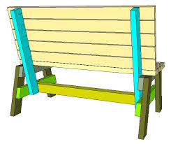 Wooden Bench Design The 25 Best 2x4 Bench Ideas On Pinterest Diy Wood Bench Bench