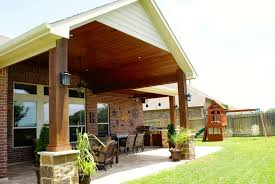 Backyard Patio Covers Houston Patio Cover Dallas Patio Design Katy Texas Custom Patios