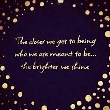 nothing can dim the light that shines from within let your light shine a holiday reminder to be big bright