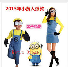 Minion Womens Halloween Costume Cheap Minion Costume Women Aliexpress Alibaba Group
