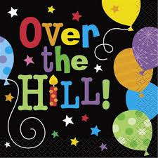 the hill balloon the hill balloon beverage napkins 16ct