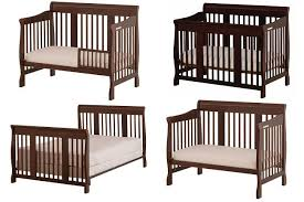 Baby Cribs That Convert To Toddler Beds Baby Crib That Converts To Toddler Bed Semantha Fancco