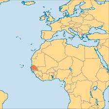Seychelles Map Oct 22 Senegal Seychelles Operation World