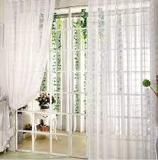 Long Living Room Curtains Living Room Long Sheer Curtains