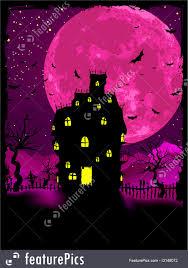 pink halloween background halloween halloween poster stock illustration i3148072 at