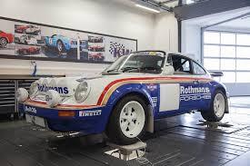 rothmans porsche 911 luftauto a special porsche kw automotive