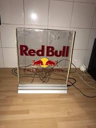 red bull light up sign light up electrical red bull sign in yaxley cambridgeshire gumtree