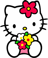 plain hello kitty coloring pages games all different article