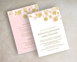 pink and gold wedding invitations pink and gold wedding invitations pink and gold wedding