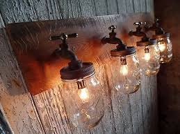 Mason Jar Lights Best 25 Mason Jar Lighting Ideas On Pinterest Mason Jar Light