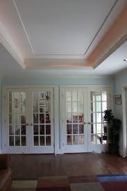 French Doors Dining Room by Bits And Pieces Farmhouseurban