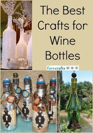 How To Decorate A Wine Bottle 30 Things To Do With Old Wine Bottles Favecrafts Com