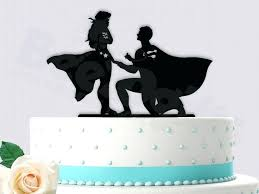 batman wedding cake toppers batman wedding cake toppers 3 4 ch superman proposing to