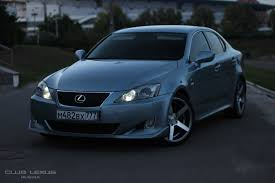 lexus is 250 lexus is 250 2006 год
