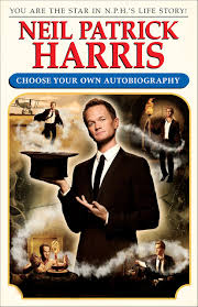 Neil Patrick Harris Meme - neil patrick harris choose your own autobiography lieff ink