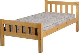 Solid Pine Bed Frame 4ft4ft6inand5ftpinebedsteads