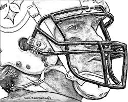 nfl coloring pages best of steelers coloring pages theotix me