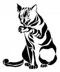 cat designs page 4 tattooimages biz