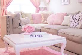 feminine home decor the most girly pink decor for a feminine home jadore lexie couture