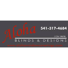 aloha blinds u0026 designs in bend or 541 317 4