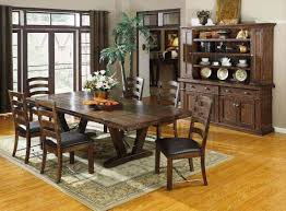 Chic Dining Room Sets Rustic Chic Dining Room Ideas Simple Upholstered Chair Covers