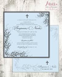 religious invitations 10 best baptism invitations christening invitations