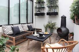 diy canapé comment créer une banquette extérieure maison créative