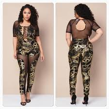 black and gold jumpsuit 88 beautiful black and gold mesh jumpsuit from