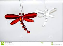 dragonfly ornament stock image image of decoration 27531453