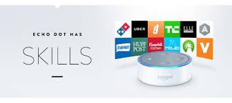 all new amazon echo dot 2nd generation white ebay