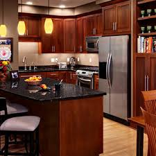 kitchen paint colors with cherry cabinets and stainless steel appliances cherry cabinets kitchen houzz