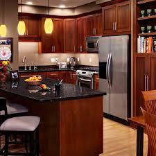 light cherry kitchen cabinets and granite cherry cabinets kitchen houzz