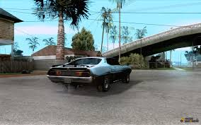 ford 1970 torino cobra tunable for gta san andreas