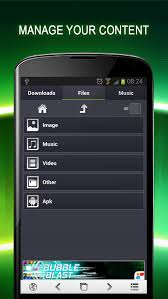 downloader for android manager for android android