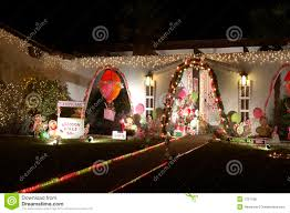 candyland christmas lights royalty free stock image image 1721196