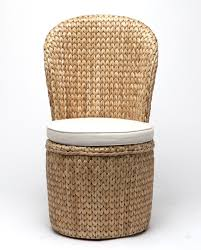 seagrass round back dining chair mecox gardens