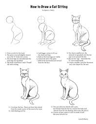 i draw a cat for you pictures and drawings