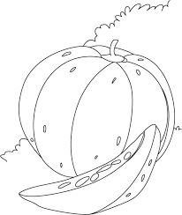 large pumpkin coloring download free large pumpkin coloring