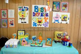 elijah u0027s jumpin u0027 7th spongebob birthday party