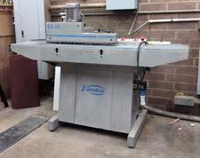 Used Woodworking Machinery Ebay by Edgebander Equipment U0026 Machinery Ebay