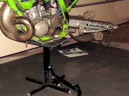 motocross bike sizes want a cool dirtbike lift build one yourself