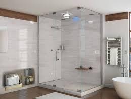 Bathroom Shower Modern Bathroom Showers New At Great Gorgeous Design Ideas