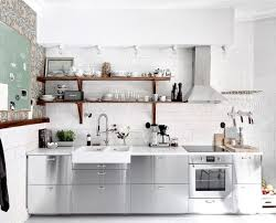 ikea kitchen white cabinets the best ikea kitchen mydomaine au
