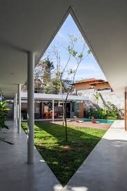 architecture exterior sao paulo residence by fgmf design