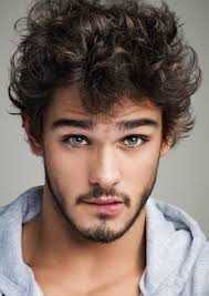 hot new boy haircuts top 5 curly hairstyles for men men hair styles man hair and