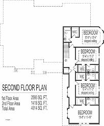 home plans utah house plan fresh 4000 square foot house plans one story 4000