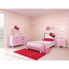 bedroom in a box hello kitty 4 piece bedroom in a box ordering this for my little