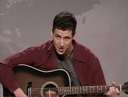 adam sandler what a looking in every
